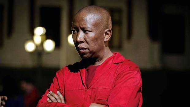 Julius Malema ist einer der radikalsten Politiker in Südafrika. Er fordert die Enteignung der Farmer ohne Entschädigung. Und bereitet damit, kritisieren Bauern, den Morden einen Nährboden