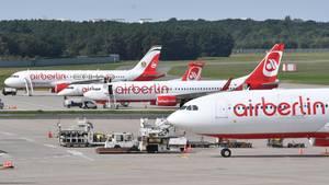 Air Berlin meldet Mitte August Insolvenz an, noch lange kein Grund unfreundlich zu sein.