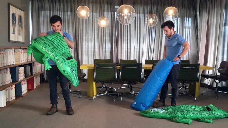 """""""Die Höhle der Löwen"""": Fluxbag im Test - Kann das Produkt überzeugen?"""