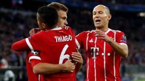 Champions League Bayern