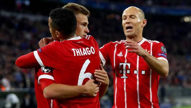 Champions League Bayern