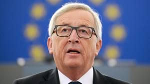 Juncker für Einführung des Euro überall in der EU