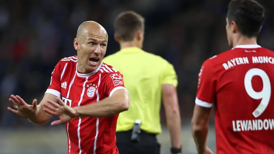 FC Bayern München Arjen Robben