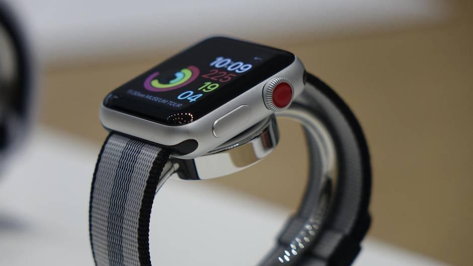 Apple Watch Series 3: Viel mehr als ein zweites Display: Das kann die neue Apple Watch