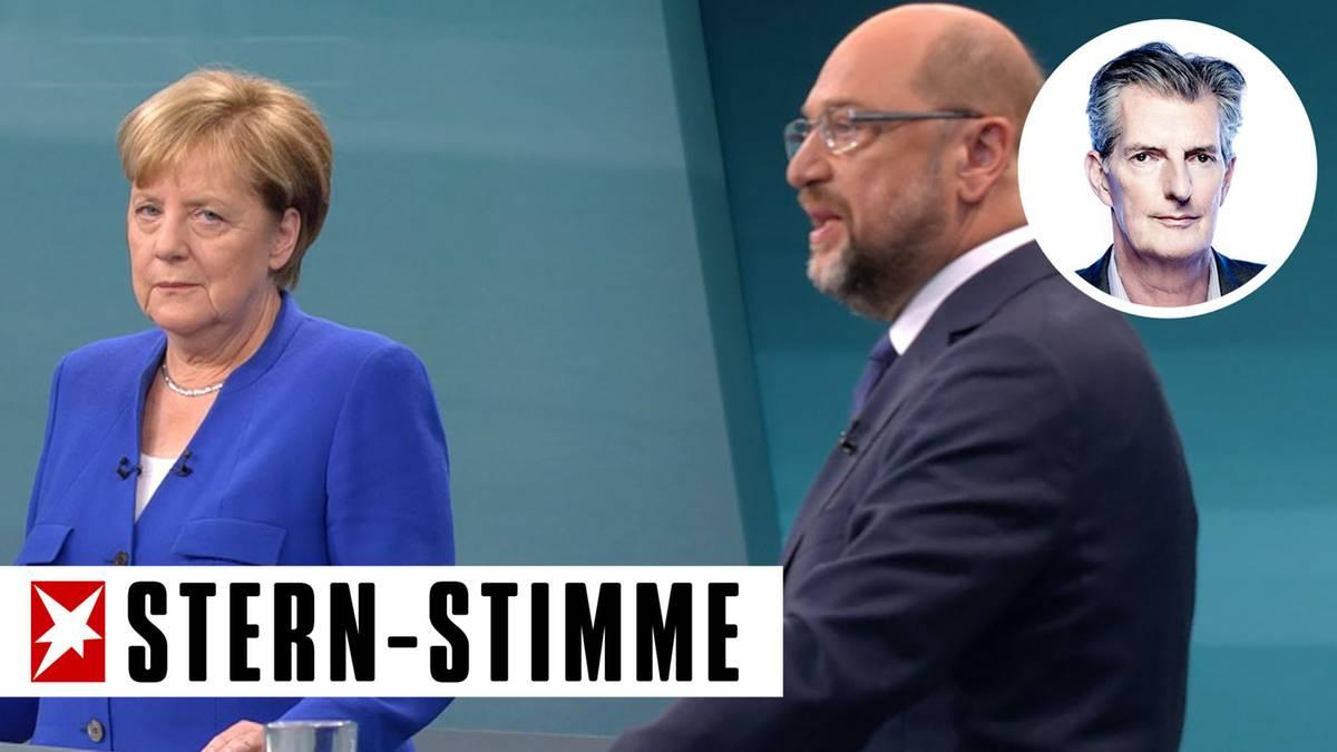 Merkel und die gefährliche Arroganz der Macht
