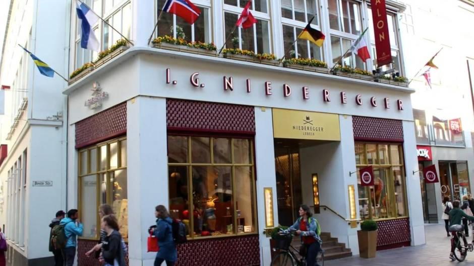 Lübeck: Wegen Rassismus-Vorwürfen: Café Niederegger tauft Torte um