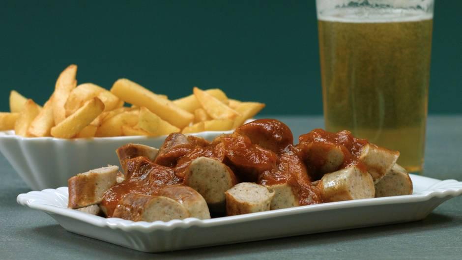 Currywurst-Sauce