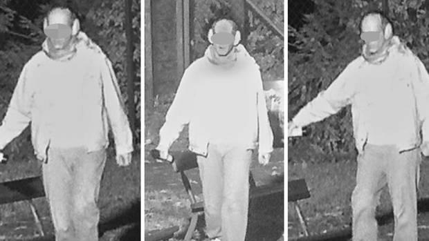 Nach Anschlägen mit Rohrreiniger auf Spielplätze in Aachen suchten die Ermittler diesen Mann
