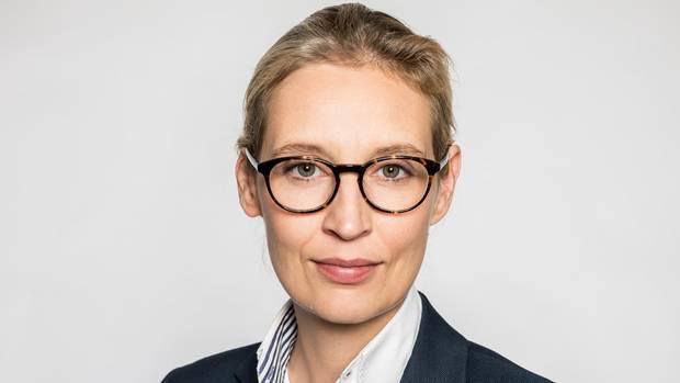 Alice Weidel, Spitzenkandidatin der AfD, im Portrait