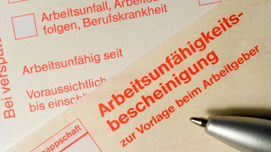 Aok Report Arbeitsausfall Wegen Psychischer Leiden Um 80