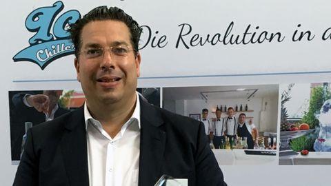 Steve Hergert, Chef von Ice Chiller