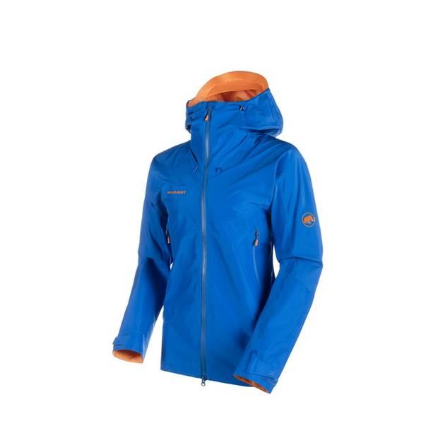 1. Preis Nordwand Advanced HS Hooded Jacket (Wert: 600 Euro)  Die Nordwand Advanced HS Hooded Jacket ist die leichte und aufs Wesentliche reduzierte Puristin unter den Nordwand Hardshelljacken. Die Jacke ist aus leichtem und elastischem GORE-TEX® Pro Material gefertigt und auf größtmögliche Bewegungsfreiheit beim Klettern ausgelegt.Die Kapuze ist in jede Richtung einstellbar und helmtauglich.
