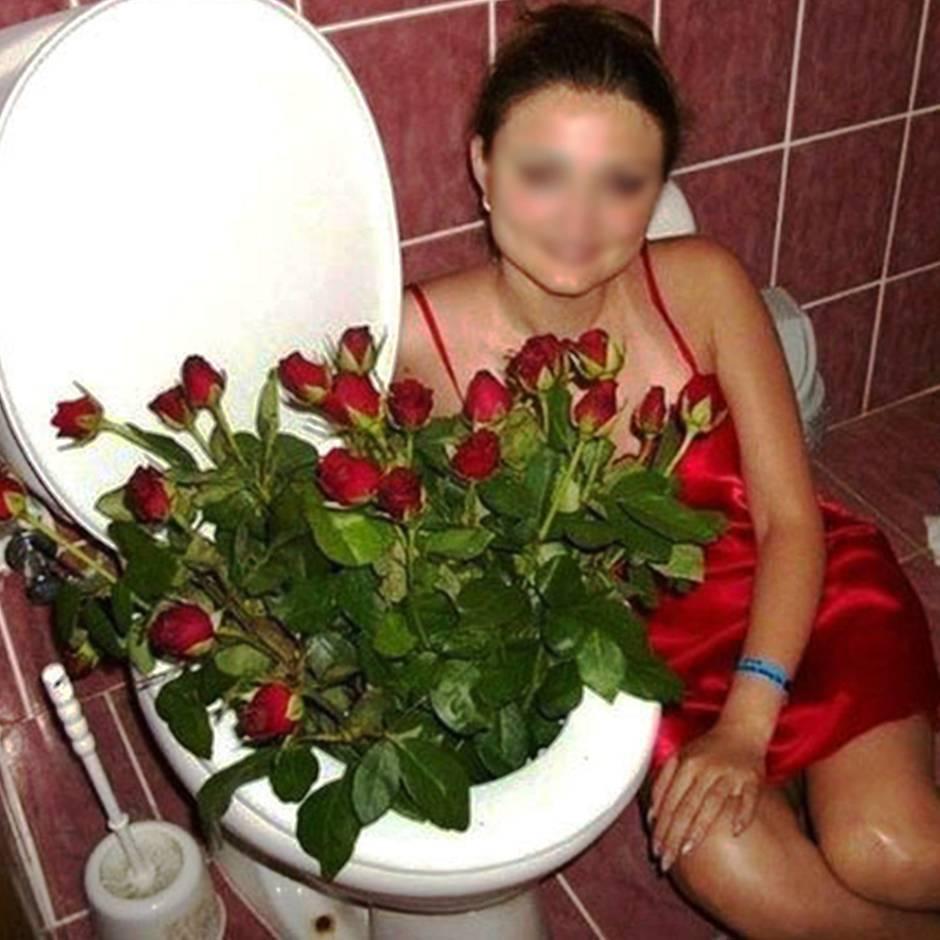 Online-Dating-Gepäck