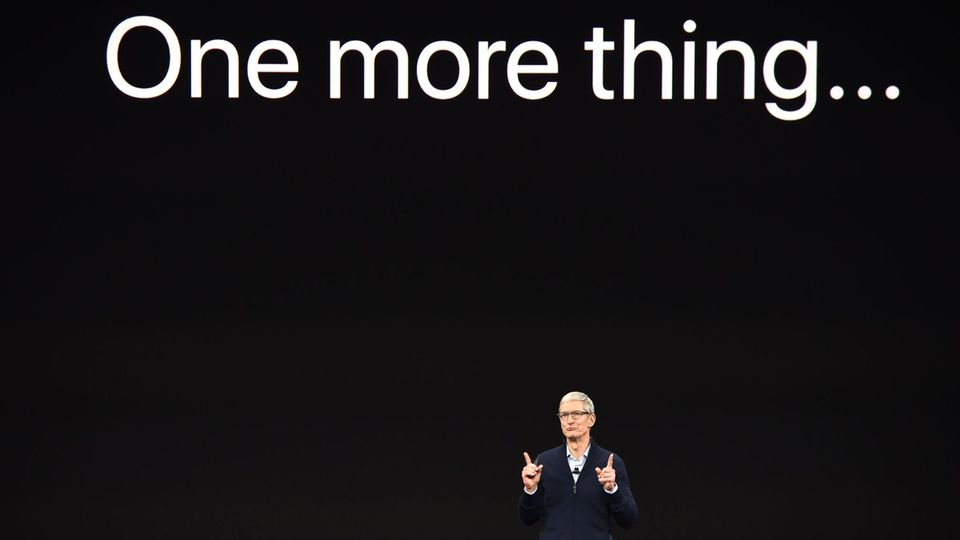 Apple iPhone Keynote Geheimnisse