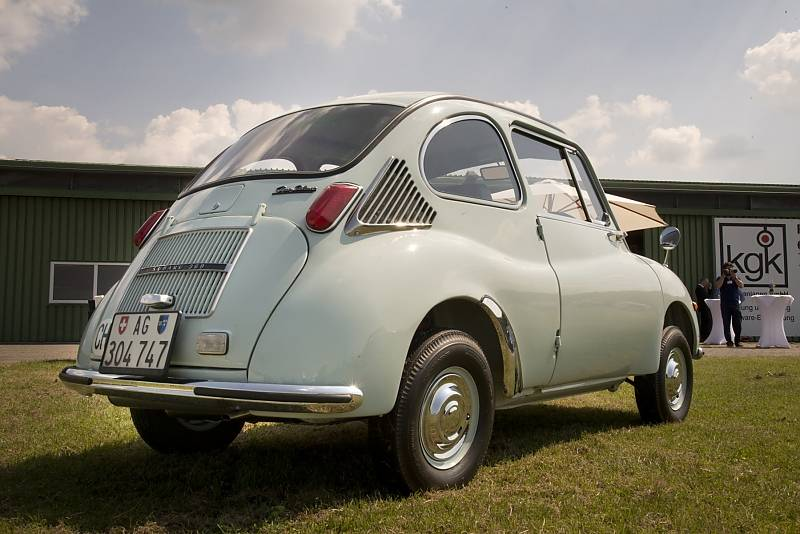 Subaru 360 - eine echte Knutschkugel