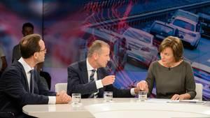 """Maybritt Illner fragte: """"Autoskandal - und keiner ist schuld?"""""""