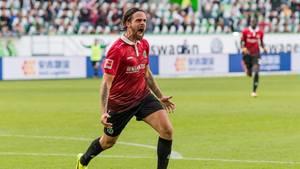 Martin Harnik, gebürtiger Hamburger, soll auch gegen den HSV wieder treffen