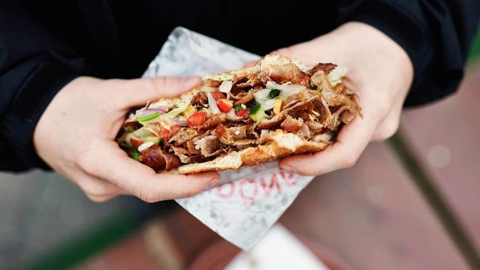 Fett, Salz und Fleisch: Ein Döner sollte nicht täglich auf dem Speiseplan stehen