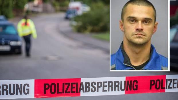 Als tatverdächtig wird dieser 40-Jährige von der Polizei gesucht