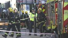 Großeinsatz von Polizei und Rettungskräften an der U-Bahn-Station Parsons Green in London