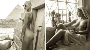 Nacktmodel Marisa Papen