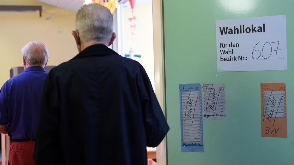 Die älteren Wähler werden immer wahlentscheidender