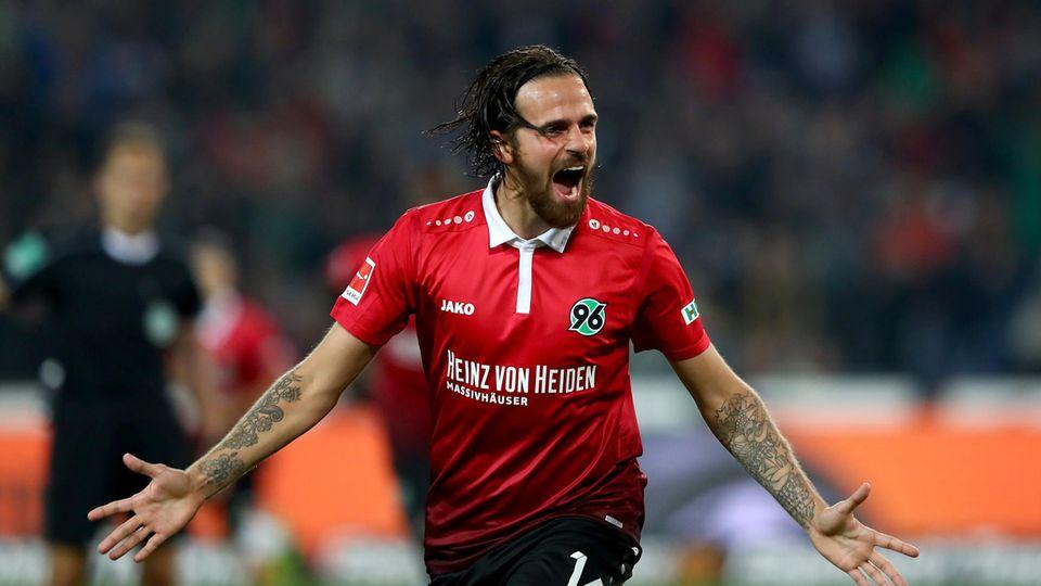 Martin Harnik Hannover 96