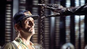 Harry Dean Stanton in Aliens