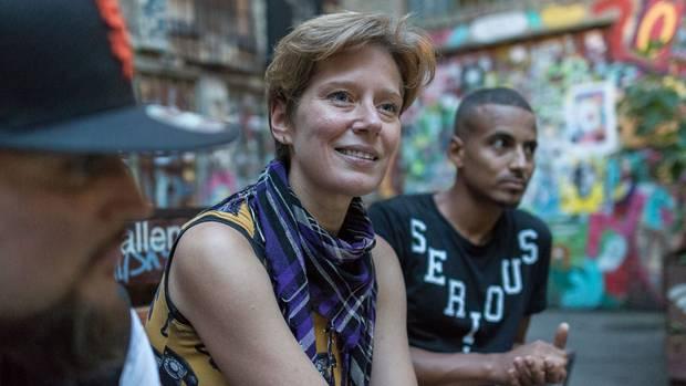 Irmgard Bauer ist besser bekannt als DJ Freshfluke