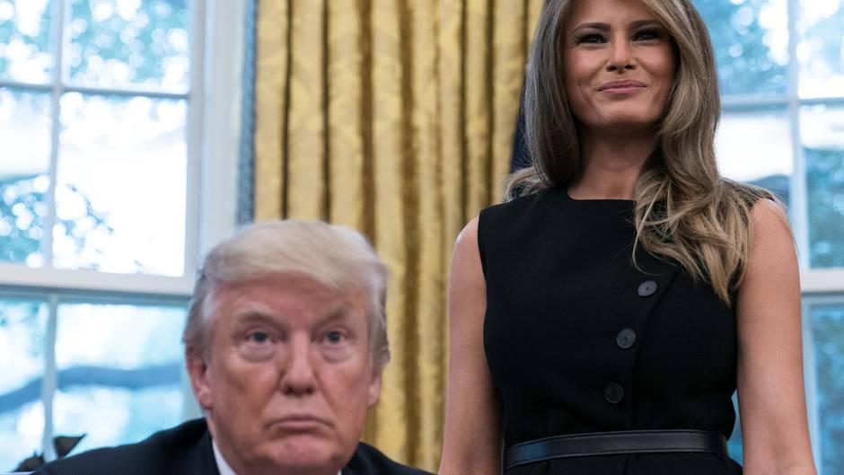 Melania Trump will Sprachschule verklagen