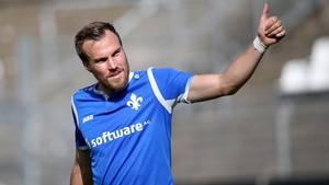 Sorgte mit zwei Treffern für den Sieg von Darmstadt 98 in der zweiten Bundesliga: Kevin Großkreutz