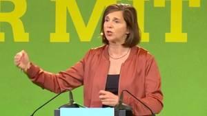 Katrin Göring-Eckardt attackiert die FDP