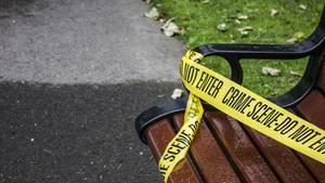 Ein Londoner Park verwandelte sich vom Filmset in einen echten Tatort (Symbolbild)