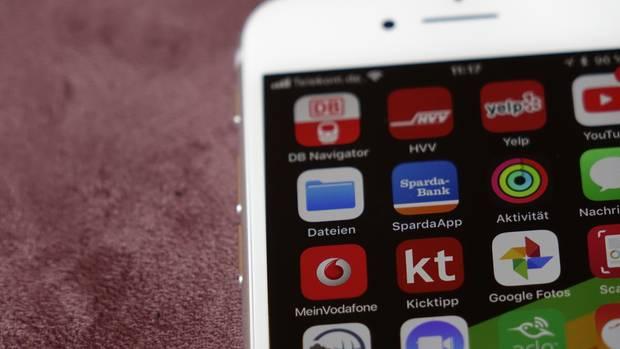 Die neue Dateien-App