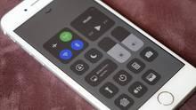Das Kontrollcenter wurde in iOS 11 überarbeitet.