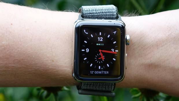Das neue Entdecker-Watchface