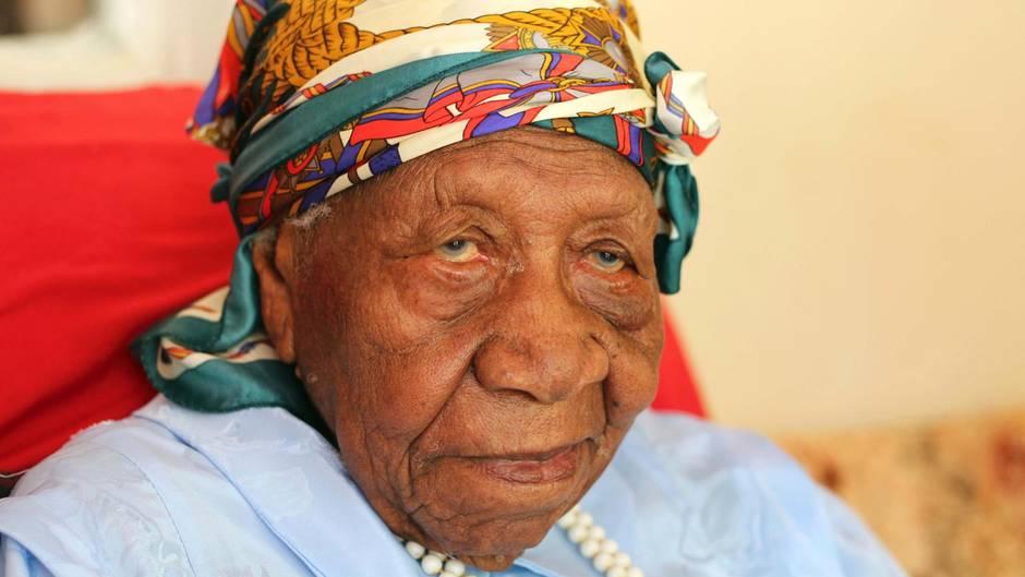 Der ehemals älteste Mensch der Welt, Violet Brown, ist tot