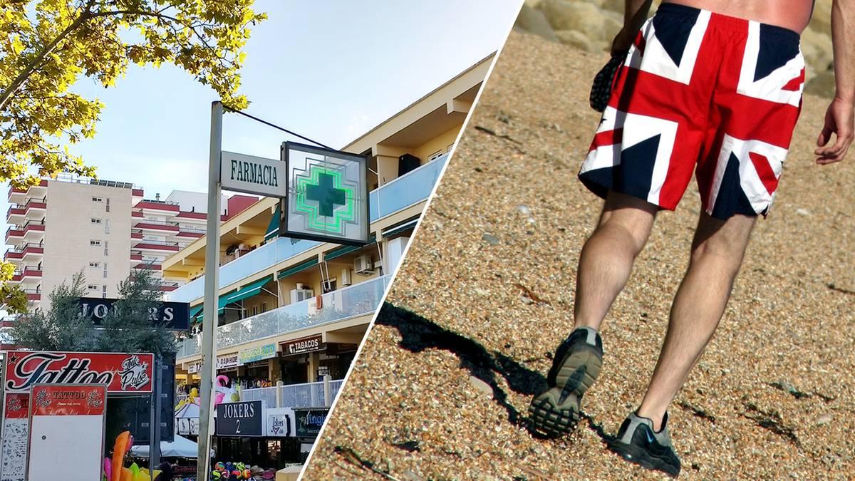 Britische Touristen zocken Mallorca Hotels ab