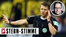 Bei Dortmund gegen Köln am Sonntag zählte Sokratis Treffer zunächst nicht, dann griff der Videoschiri ein