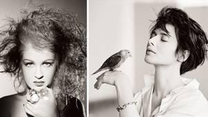 Cyndi Lauper, Isabella Rossellini