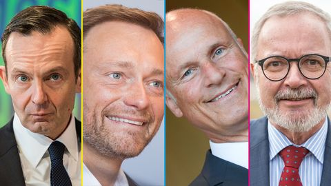Wer könnte bei der FDP Finanzminister?