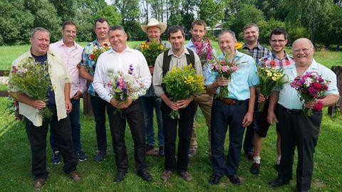 Bauer sucht Frau: Das sind die zwölf Bauern der neuen Staffel