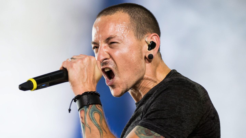 Linkin Park - Chester Bennington - Konzert - Los Angeles