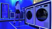 Waschmaschine auf der IFA