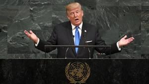 """Die Vereinten Nationen """"groß"""" machen:Trumps erste UN-Rede"""