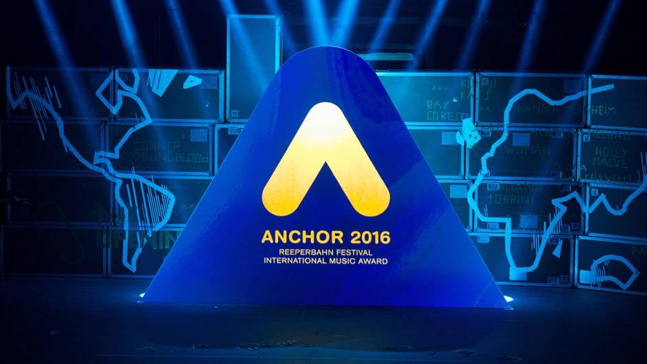 Reeperbahn-Festival 2017: Das müssen Sie über den ANCHOR Award wissen