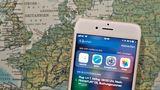 iOS Flugdaten in Spotlight