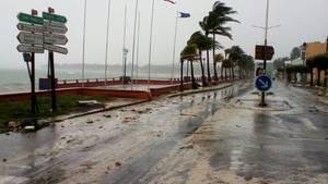 Hurrikan-Hilfe: Bundeswehr fliegt mehr als 300 Menschen aus