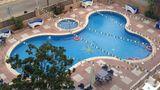"""Userin Sarah über einen gut bestückten Pool-Bereich  """"Der Pool-Bereich war zwar ein wenig klein aber sonst ganz okay, jedoch finde ich es fraglich, einen Pool in Penis-Form in einem Hotel zu haben, in dem auch Kinder Urlaub machen können."""""""