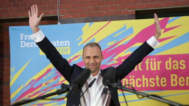 Tegel-Befürworter Sebastian Czaja
